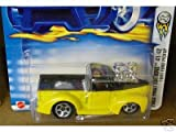 Mattel Hot Wheels 2003-053 First Editions YELLOW 1941 Ford Pickup Truck 1:64 Scale by Hot Wheels [並行輸入品]