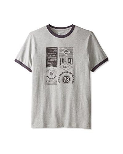 Timberland Men's Tonal Ringer T-Shirt
