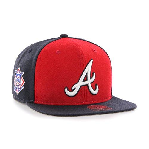 Forty-Seven-47-Brand-MLB-Atlanta-Braves-Snapback-Cap-Limited-Special-Edition