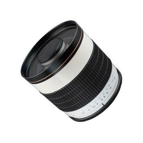 SIOCORE 500 mm mirror f6.3 Telelens-soleil pour objectif pour objectifs Nikon F sur baïonnette pour Nikon D de l'appareil photo