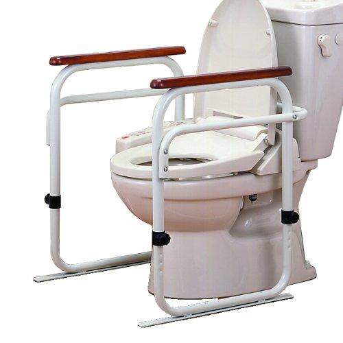 トイレを安心空間に<br/>(滑らない・フラつかない)
