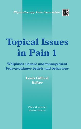 Topical Issues in Pain 1: Whiplash: Science and Management Fear-Avoidance Beliefs and Behaviour