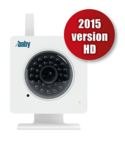 WiFi Baby 4: Wireless iPhone, iPad, Android Baby Monitor & Nanny Cam DVR. Video, Audio, Recording. Anywhere. (WFB2015) Reviews