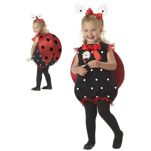 Lil Lady Bug Costume - Baby 18-24