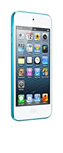 Apple iPod touch 5G 32GB - Reproductor de MP3 (32 GB de capacidad, pantalla táctil de 4