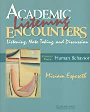 Academic Encounters Level 4 Students Book Listening and Speaking by Espeseth