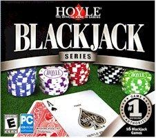 Hoyle Black Jack Series front-992821