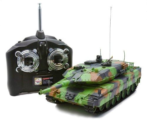Virtual RC Leopard tank...