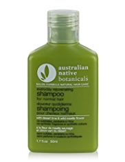 Australian Native Botanicals Shampoo for Normal Hair 50ml