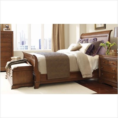 Envision by Hooker Furniture 1003-912 Kemperton Sleigh Bedroom Set