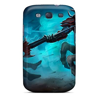 R. Steven Galaxy S3 Well-designed Hard Case Cover Hecarim The Shadow Of War Protector