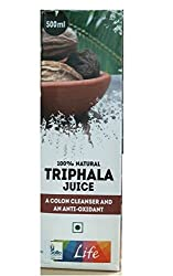 Triphala Juice - Weight Loss Juice - Dietery Supplement - 500 Ml - 16.9 Ounces - Apollo Pharmacy