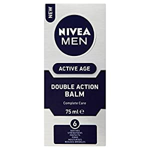 NIVEA MEN Active Age Double Action Balm - 75 ml