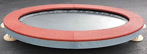 Trampolin Ellipse- Saturnus zum Einbauen online bestellen