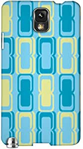 Timpax protective Armor Hard Bumper Back Case Cover. Multicolor printed on 3 Dimensional case with latest & finest graphic design art. Compatible with only Samsung Galaxy Note 3 / N9000. Design No :TDZ-21384