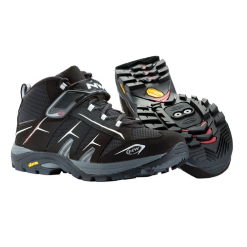 Northwave 2014 Men's Dolomites 5/8 All Terrain Cycling Shoe - 80123001-10