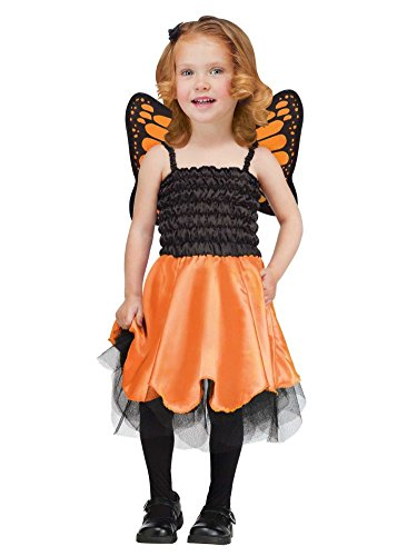 Boo Infant Girls Baby Butterfly Costume with Wings 12-24 Months