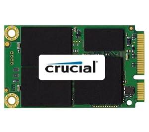 CRUCIAL SSD interne mSATA M500: High tech