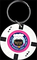 South Park Its In The Bedroom Ladies Chip Keychain FK2012