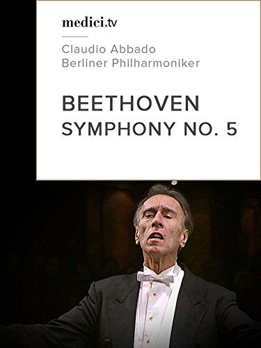 Beethoven, Symphony No. 5 - Claudio Abbado, Berliner Philharmoniker (No dialog)