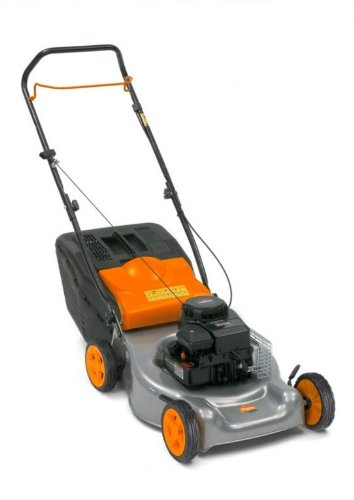 Flymo Quicksilver 46S Petrol Push Lawn Mower - 46cm Cut
