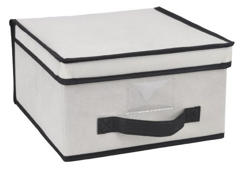 collapsible-box-closet-storage-space-saver-black-or-white-medium-by-hds-trading