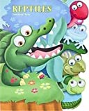 Reptiles Learning Tab (Learning Tab Books)
