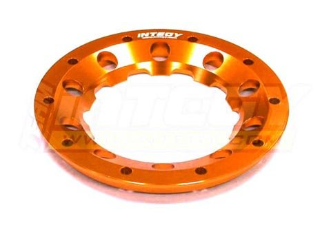Integy RC Hobby T6791ORANGE Type III Beadlock Ring for HPI Baja 5B, 5T & 5B2.0 (Hpi Baja 5b Parts compare prices)