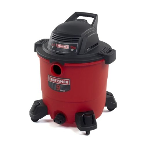 Craftsman 9 Gallon 3.5 Peak Hp Wet/Dry Vac