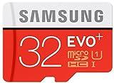 Samsung Speicherkarte MicroSDHC 32GB EVO Plus UHS-I Grade 1 Class