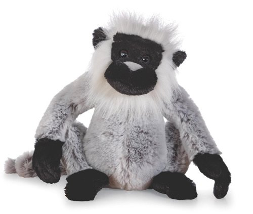 Webkinz Grey Langur Plush Stuffed Animal