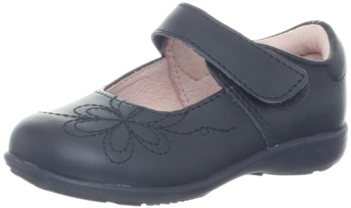 Pediped Flex Jane Mary Jane (Toddler/Little Kid),Navy,26 E Eu(9-9.5 E Us Toddler) front-212133