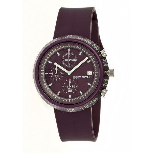 Issey Miyake Silat006 Trapezoid Al Watch
