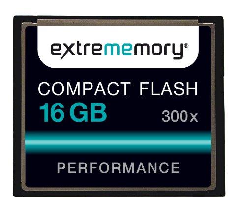 Compact Flash 16GB 300x
