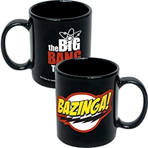 Big Bang Theory Bazinga Mug 09834 by Icup