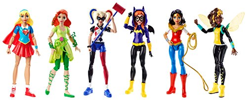 dc-comics-dc-super-hero-girls-ultimate-collection-6-action-figure-6-pack
