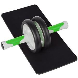 Ultrasport AB Roller - Bauchtrainer, grün