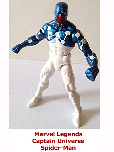 Clip: Marvel Legends Captain Universe Spider-Man