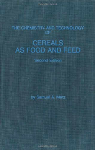 Chemistry And Technology Of Cereals As Food And Feed front-860119