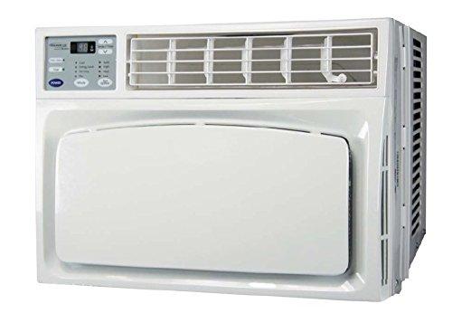 Soleus Air 12,000 BTU Window Air Conditioner with Remote Control, SG-WAC-12ESE-F, Flat Design
