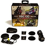 UCLEAR HBC100 Sports Helmet Communicator Bluetooth Headset