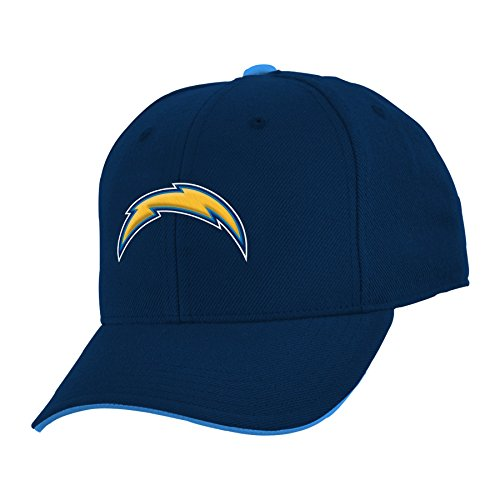 san-diego-chargers-youth-nfl-basic-structured-adjustable-hat