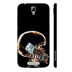 Enthopia Designer Hardshell Case EVERY X-RAY VIEW Back Cover for Lenovo A2010