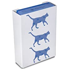 "TrippNT 50853 Priced Right Triple Glove Box Holder with Cat, 11"" Width x 15"" Height x 4"" Depth"