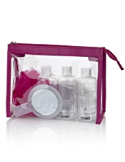 Travel Essentials Deluxe Bottle Set