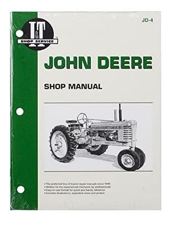 John Deere Shop Manual JD 203 Download Books Online