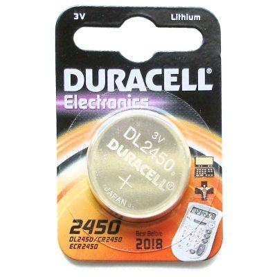 Duracell DL 2450?3V cellules (1 pièce)