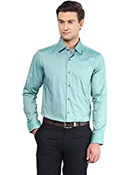 GIVO Green Solid Casual Shirt
