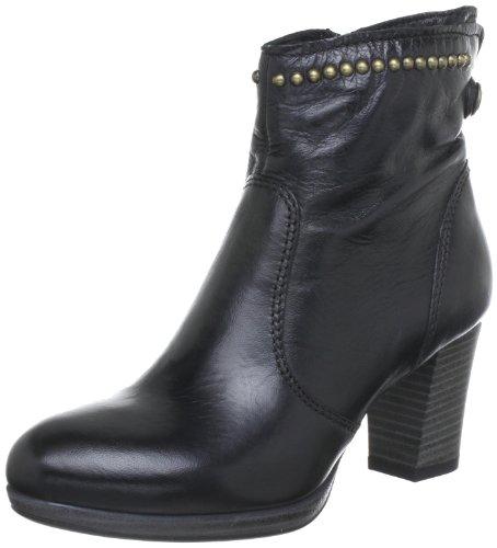 Mjus 638201 Boots Womens Black Schwarz (nero 6002) Size: 6 (39 EU)