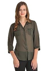 Kazo Women's Button Down Shirt (106336FRSTNTl)